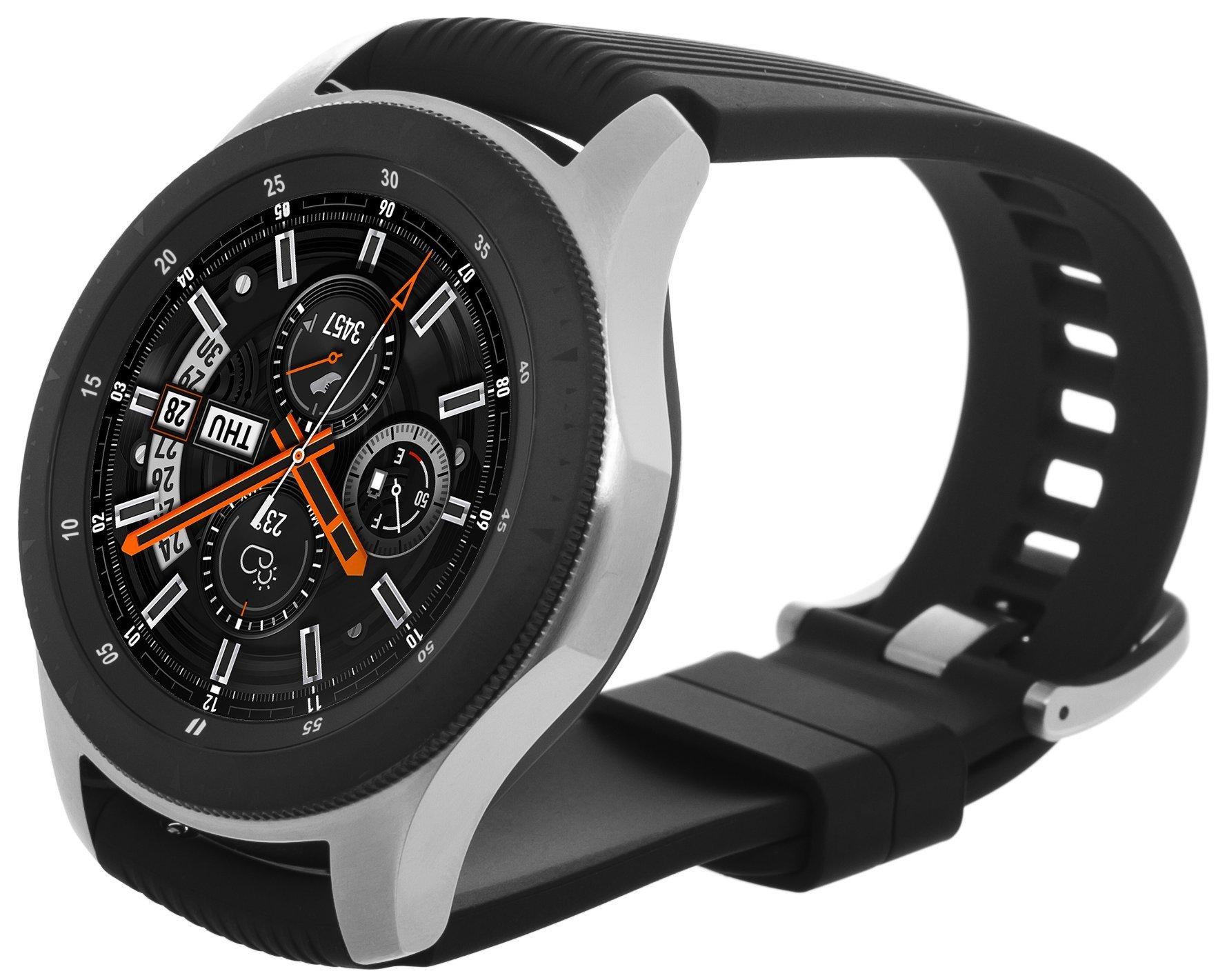 232c72688958c Smartwatch SAMSUNG SM-R800N Galaxy Watch 46mm Srebrny – sklep internetowy  Avans.pl