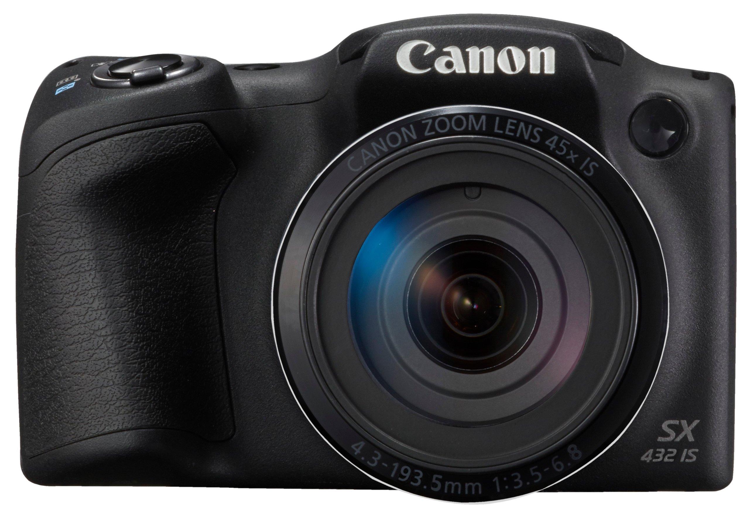 Obraz przedstawiający Aparat CANON PowerShot SX430 IS