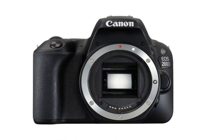 Obraz przedstawiający Aparat CANON EOS 200D Body