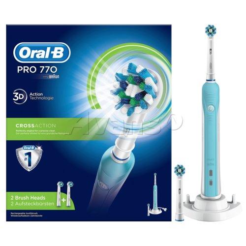 Szczoteczka Rotacyjna Oral B Pro 770 Sklep Internetowy Avanspl