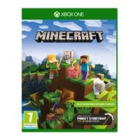 Minecraft Starter Collection Gra XBOX ONE (Kompatybilna z Xbox Series X)