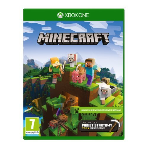 07c66530d83 Gra XBOX ONE Minecraft Starter Collection – sklep internetowy Avans.pl