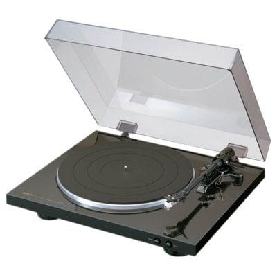 Gramofon DENON DP-300F Czarny
