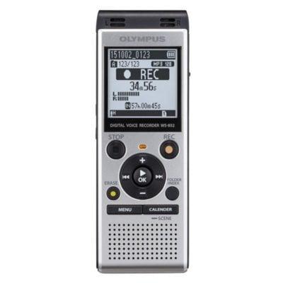 Dyktafon OLYMPUS WS-852 + Mikrofon OLYMPUS ME-52W