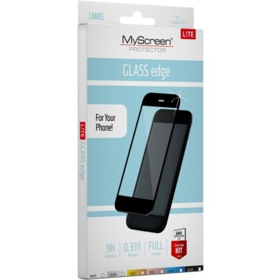 Szkło hartowane MYSCREEN Lite Glass Edge do Huawei P20 Pro