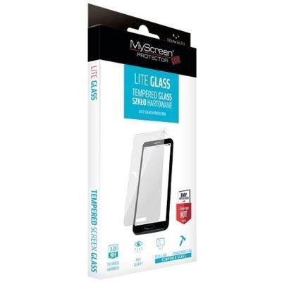 Szkło hartowane MYSCREEN Lite Glass do Samsung Galaxy A8 Plus (199677)