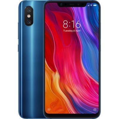 Smartfon XIAOMI Mi 8 128GB Niebieski
