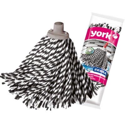 Końcówka mop YORK Zebra