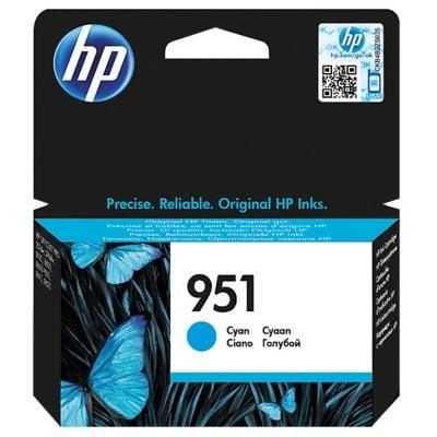 Tusz HP 951 Niebieski