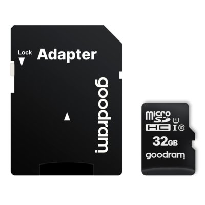 Karta pamięci GOODRAM microSDHC 32GB