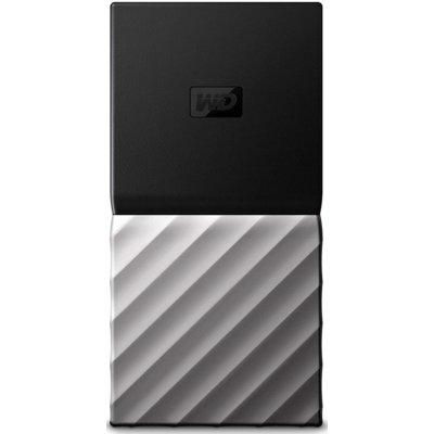 Dysk WD My Passport 1TB SSD Srebrno-czarny