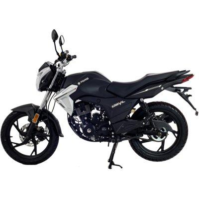 Motocykl TORQ Devil 125 Czarny