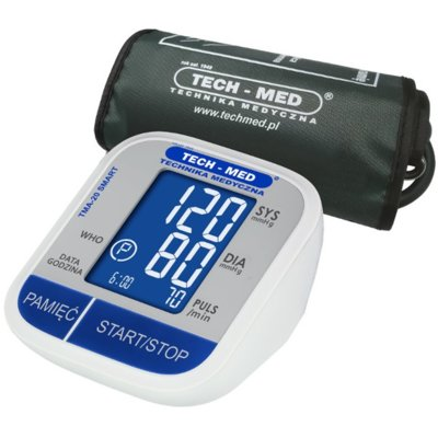 Ciśnieniomierz TECH-MED TMA-20 SMART