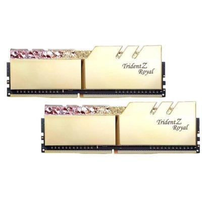 Pamięć RAM G.SKILL Trident Z Royal RGB 16GB 3200MHz