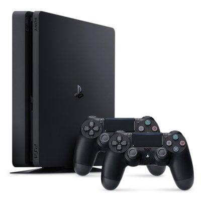 Konsola SONY PlayStation 4 Slim 500GB + 2 x Dualshock