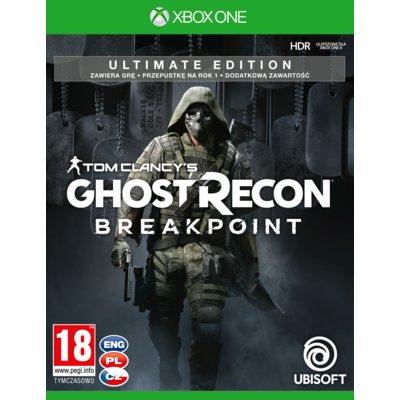 Tom Clancy's Ghost Recon: Breakpoint - Edycja Ultimate Gra XBOX ONE
