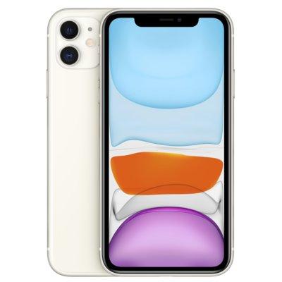 Smartfon APPLE iPhone 11 256GB Biały