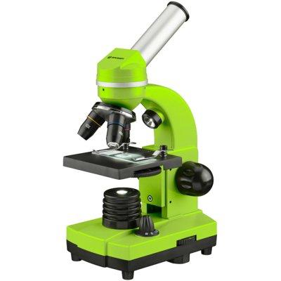 Mikroskop BRESSER Junior Biolux SEL 40-1600x Zielony