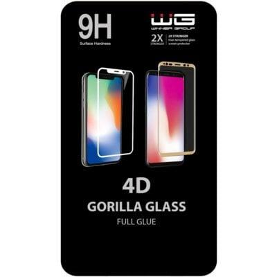 Szkło hartowane WINNER GROUP 4D Full Glue do Xiaomi Redmi Note 8T Czarny