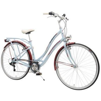 Rower miejski INDIANA Carosello 28 6B Niebieski