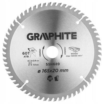 Tarcza GRAPHITE 55H689