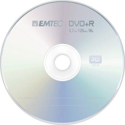 Płyta EMTEC DVD+R