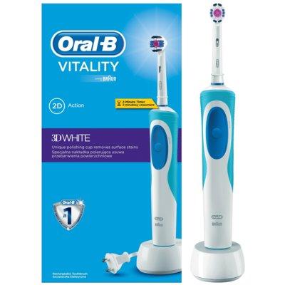 Szczoteczka rotacyjna ORAL-B Vitality Pro White (D12.013)