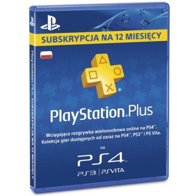 Karta SONY Plus 365 dni