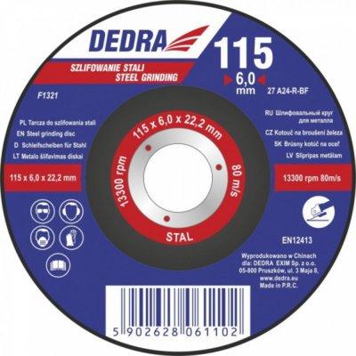 Tarcza DEDRA F1321