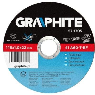 Tarcza GRAPHITE 57H705