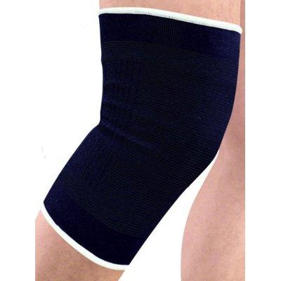 Opaska EB FIT na kolano Czarno-biały (2 sztuki)