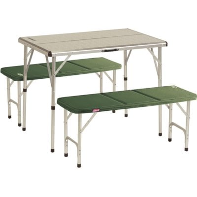 Zestaw mebli ogrodowych COLEMAN Pack-Away Table 4