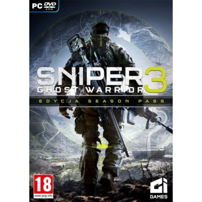 Sniper: Ghost Warrior 3 Edycja Season Pass Gra PC