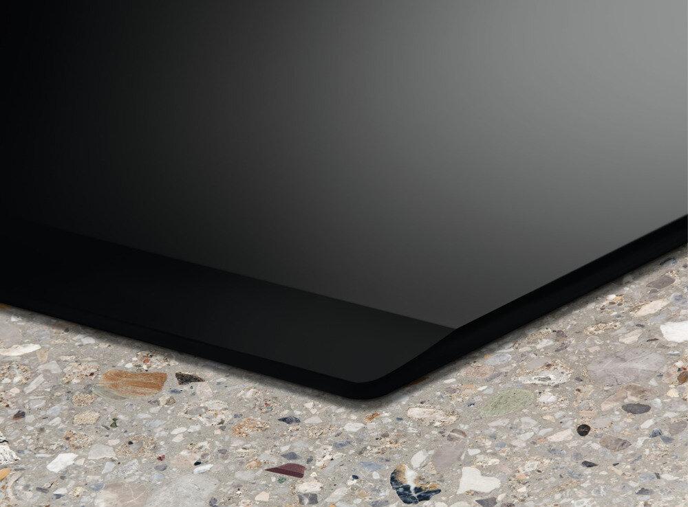 Płyta indukcyjna ELECTROLUX EIV63440BS SLIM-FIT system OptiFix™ szybka bezproblemowa instalacja zmieści się w blacie o grubości 12 mm