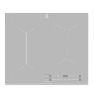Płyta Indukcyjna Electrolux Eiv63440bs Slim Fit