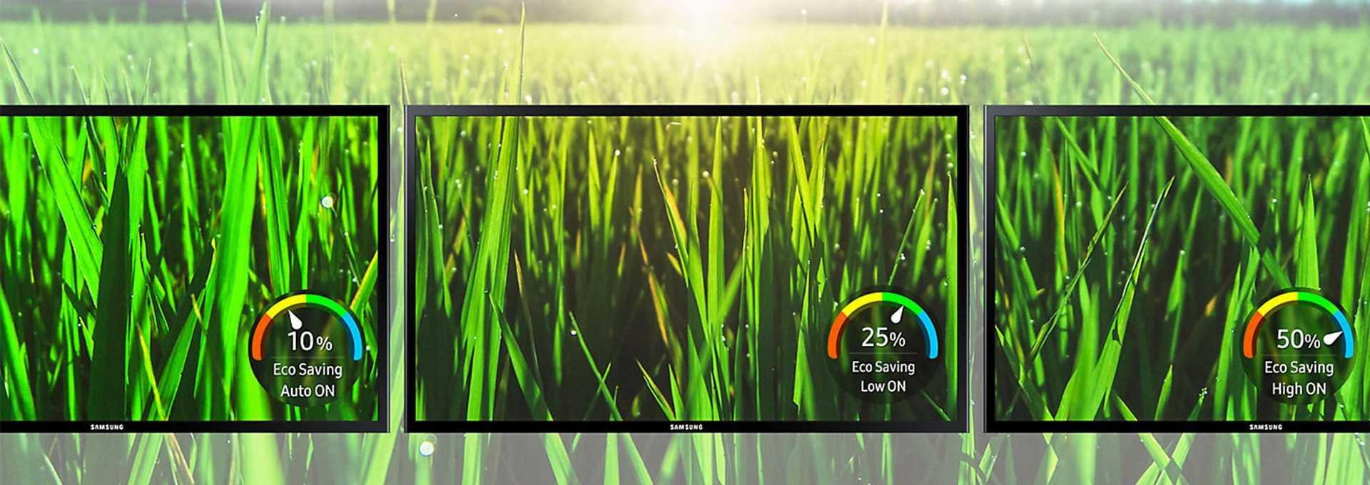 Samsung Technologies под экологической маркой