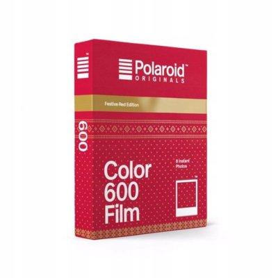 Wkład do aparatu POLAROID Black Frame Edition Festive Red (8 zdjęć)